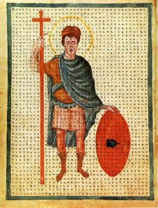 Louis the Pious, ca. 826