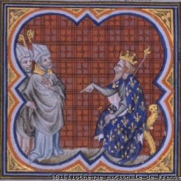 Gregory of Tours and Salvius of Albi before Chilperic I